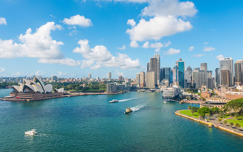 Insight's regional headquarters are in Sydney, Australia.