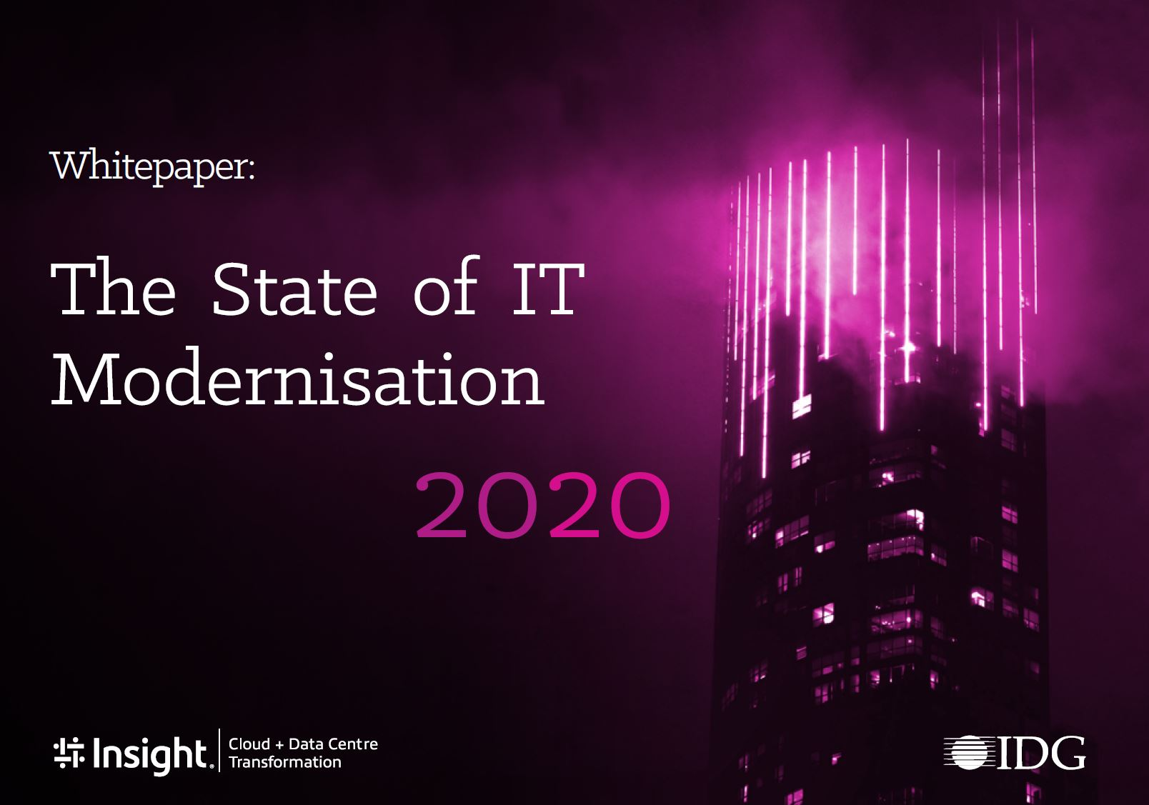 The State of IT Modernization 2020