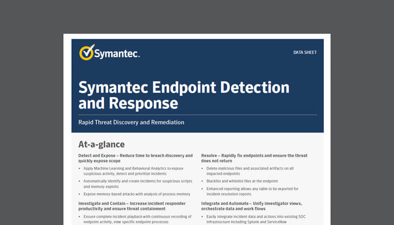 Search All Symantec Products | Insight