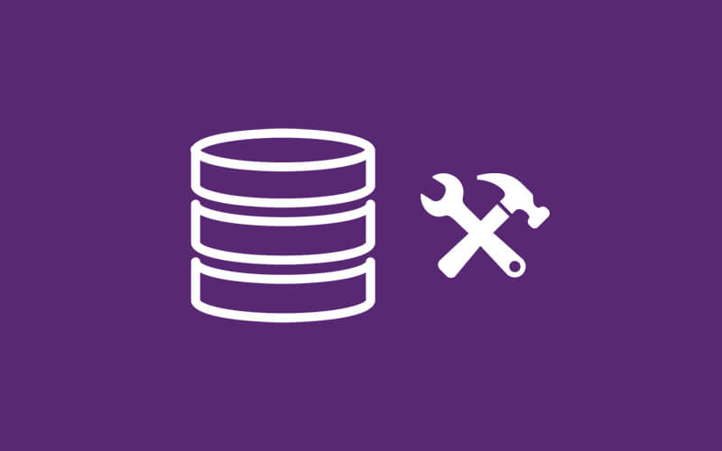 Data tooling icon image