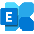 Microsoft Exchange logo icon