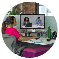 Insight and Polycom customer and business care