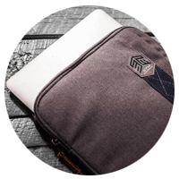 STM Goods laptop sleeve