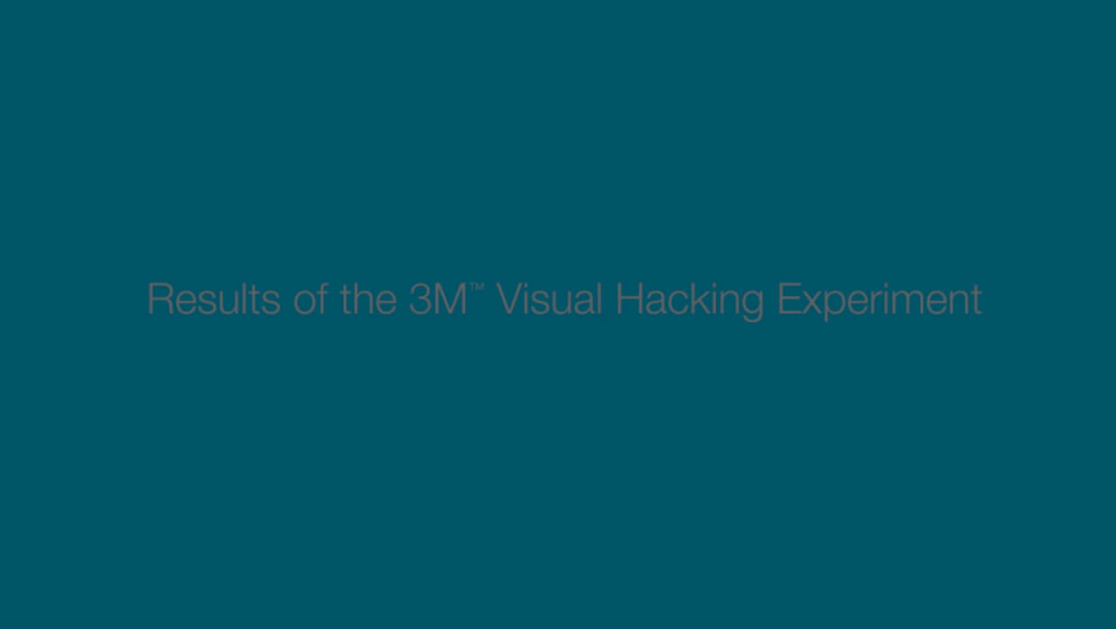 3M Visual Hacking Experiment Image