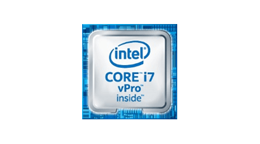 Intel Core i7 vPro logo