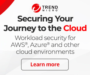 Ad: Trend-Micro: Securing your journey to the cloud. Learn more