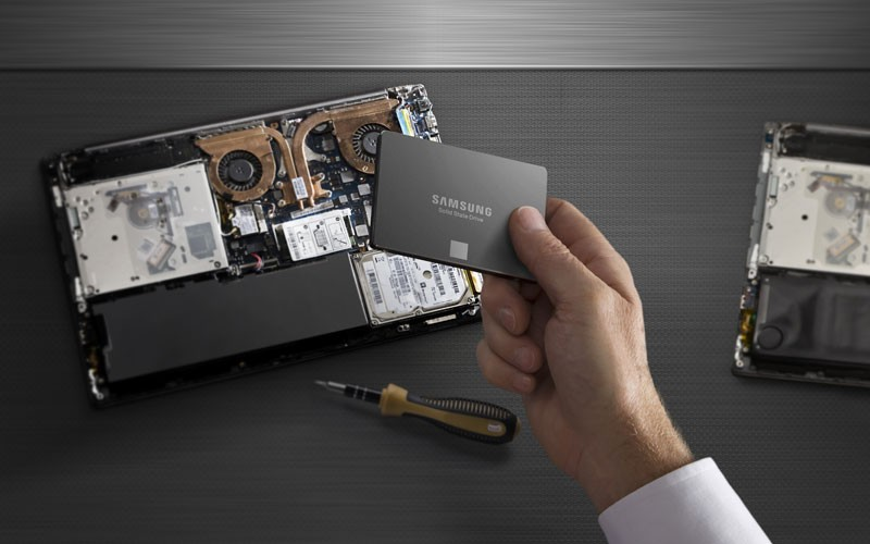 Samsung solid-state drive